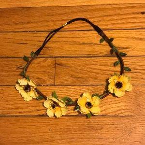 Floral Headband from Francesca's
